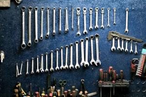 Werkzeug Test